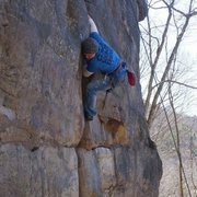 Rock Climbing Photo: TR on New Yosemite
