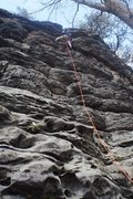 Rock Climbing Photo: Coopers Rock