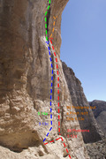 Rock Climbing Photo: 99 Problems