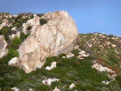 Rock Climbing Photo: Sunset Heights, San Bernardino Mountains