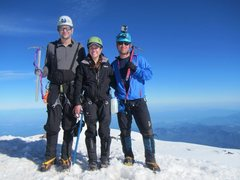 Rock Climbing Photo: Summit rainier, 2012