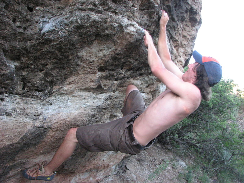 Rock Climbing Photo: Palo Duro Canyon