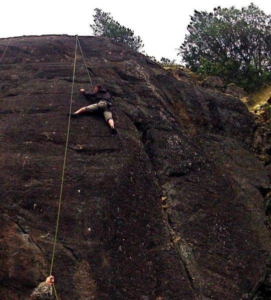 Rock Climbing Photo: Mt. Erie