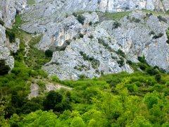 Rock Climbing Photo: View of La Selva from El Llano