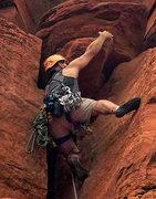 Rock Climbing Photo: Queen Viv