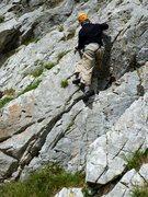 Rock Climbing Photo: Starting Placa Villa