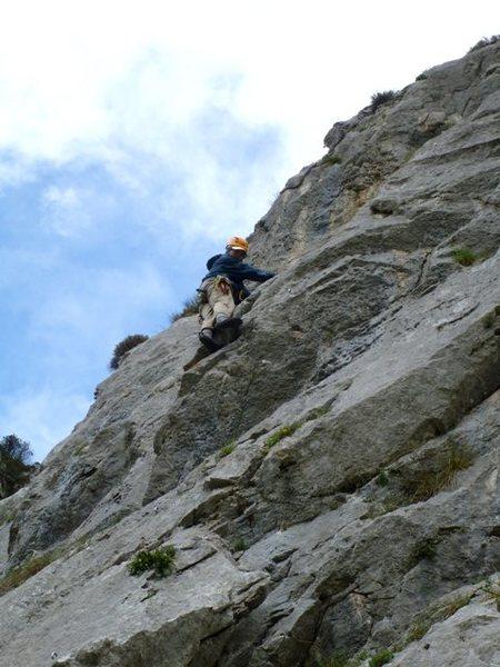 Rock Climbing Photo: La Plácido