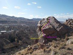 Rock Climbing Photo: Big Boy
