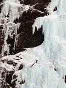 Rock Climbing Photo: Solo Steve