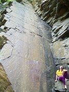 Rock Climbing Photo: Birdsboro Quarry: Zoro