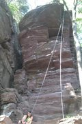 "Rock Climbing Photo: ""High Rocks"" Ralph Stover State Park: Ph..."