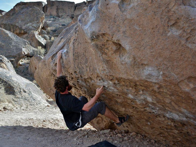 Rock Climbing Photo: Toby Tressler