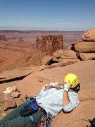 Rock Climbing Photo: Naps!