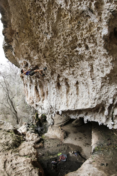 Rock Climbing Photo: Lipo