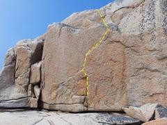 Rock Climbing Photo: Dory Wall