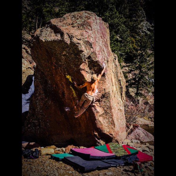 Rock Climbing Photo: Does it Resonate?