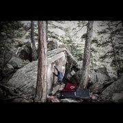 Rock Climbing Photo: Marques
