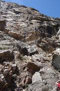 Rock Climbing Photo: East Elk