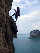Rock Climbing Photo: Taiwan Tower multi-pitch.
