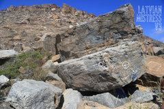 Rock Climbing Photo: Spoiler Alert! Beta!