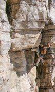 Rock Climbing Photo: Low exposure
