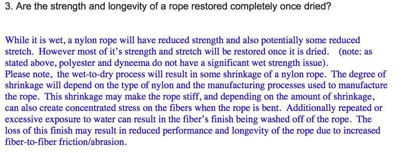 NE Ropes