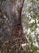 Rock Climbing Photo: Beah so durty ...  clean ropes???? ... HA HA HA