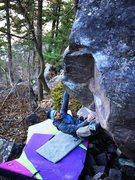 Rock Climbing Photo: satermo