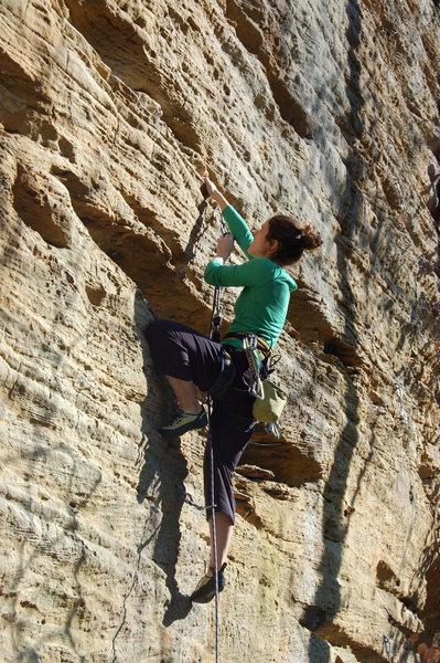 Rock Climbing Photo: Muir Valley