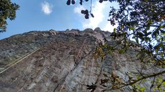 Rock Climbing Photo: en el monasterio