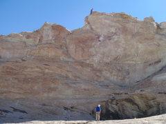 Rock Climbing Photo: On the summit
