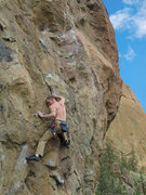 Rock Climbing Photo: Eye of the Beholder