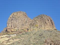 Rock Climbing Photo: West