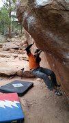 Rock Climbing Photo: UCT 1