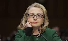 Hillary unimpressed