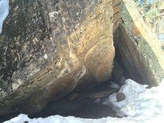 Rock Climbing Photo: Moman - March/23/15.