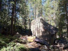 Rock Climbing Photo: Small but good!