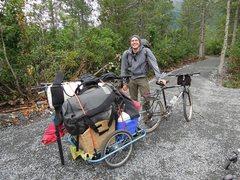 Alaska camping trip