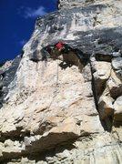 Rock Climbing Photo: Jet Scream