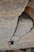 Rock Climbing Photo: Just plain dumb.