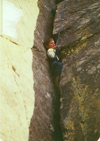 Rock Climbing Photo: Kids!