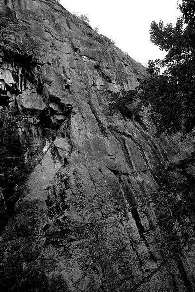 Rock Climbing Photo: Silver Mountain