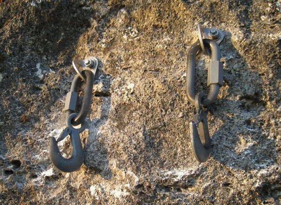 Rock Climbing Photo: Mussy rig.