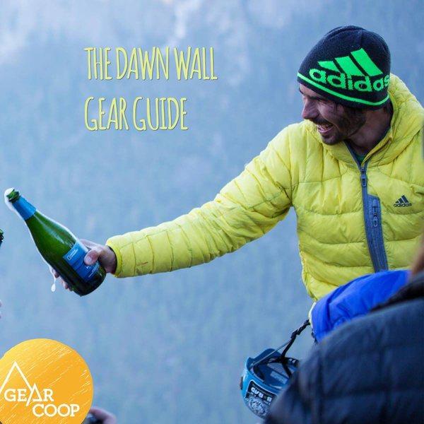 Rock Climbing Photo: Dawn Wall Gear Guide
