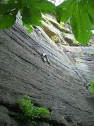 Rock Climbing Photo: RRG slab