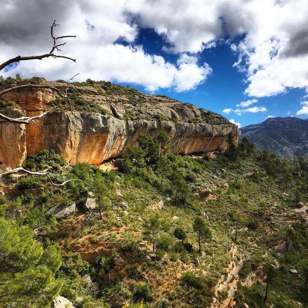 Rock Climbing Photo: Espadelles