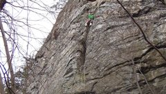 Rock Climbing Photo: excellent adventure