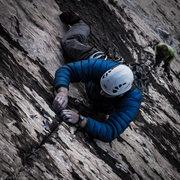 Rock Climbing Photo: Unimpeachable Groping