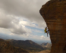 Rock Climbing Photo: Mt.Lemmon,AZ