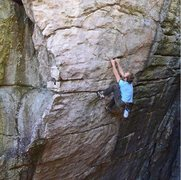 "Rock Climbing Photo: Austin Howell free-solo on ""Dreamscape"" ..."